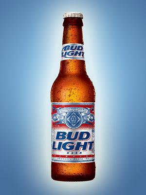 Budweiser Light Glass