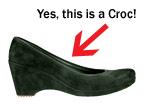 Croc pretty