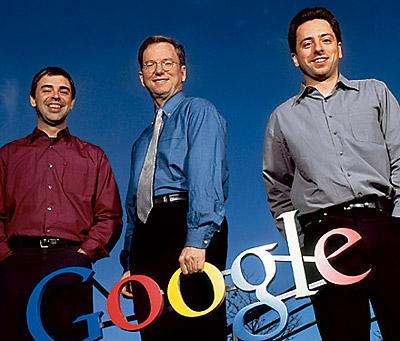 Eric-schmidt-larry-page-sergey-brin-google