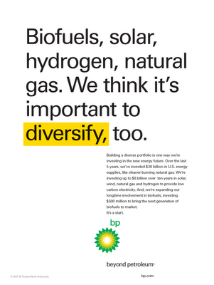 british petroleum ethical issues