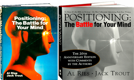 Positioning books