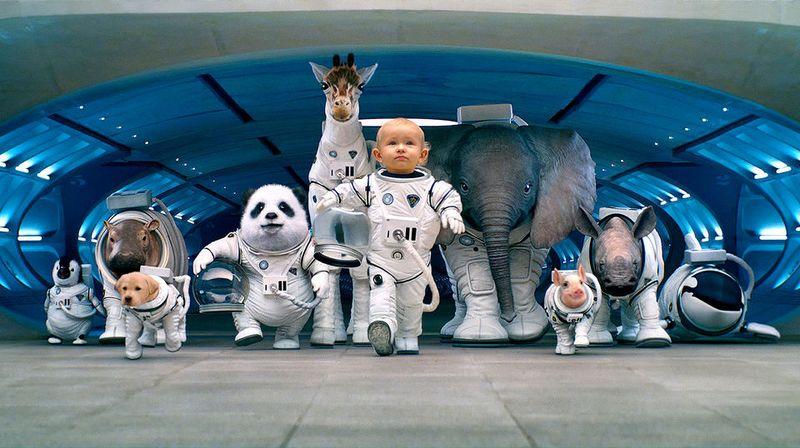Kia space babies